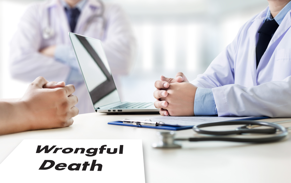 wrongful death due to negligence